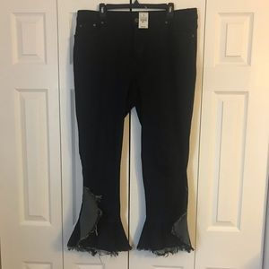 Ashley Strewart 16w blue jeans